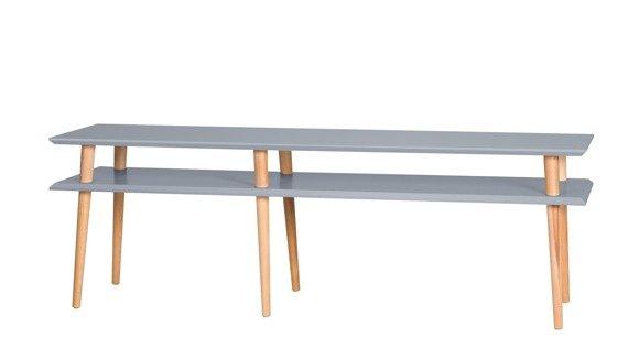MUGO Sideboard 159x40x45 - Dark Grey